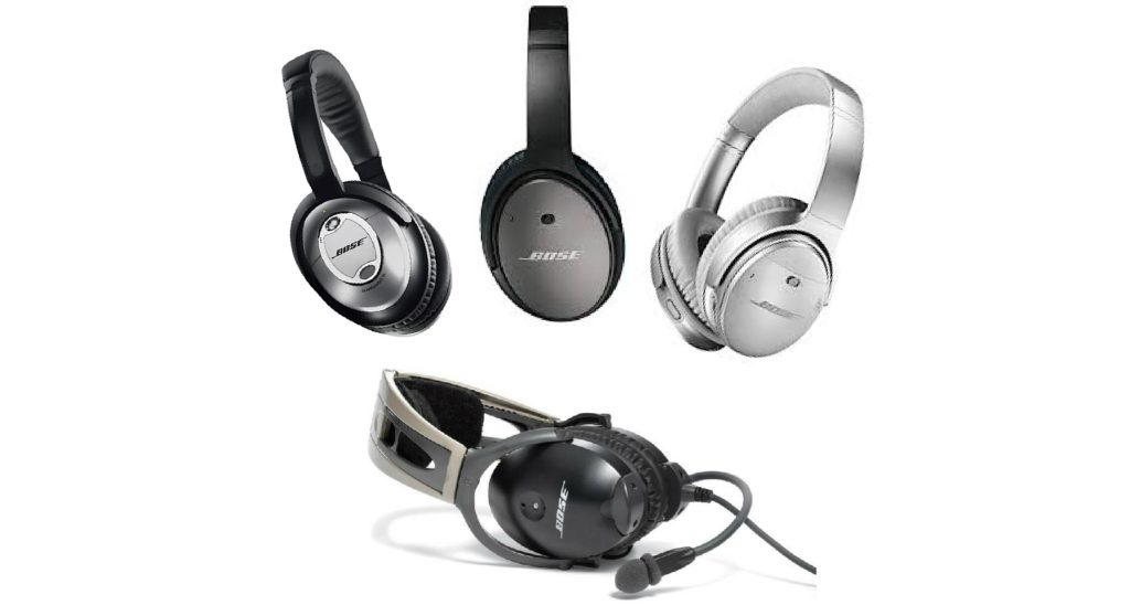Bose Headphones QC-15 QC-35 QC-25